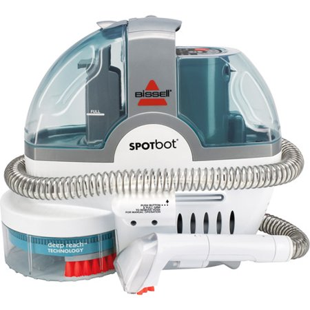Bissell Spotbot Pet Robotic Portable Deep Cleaner 78r5 Walmart