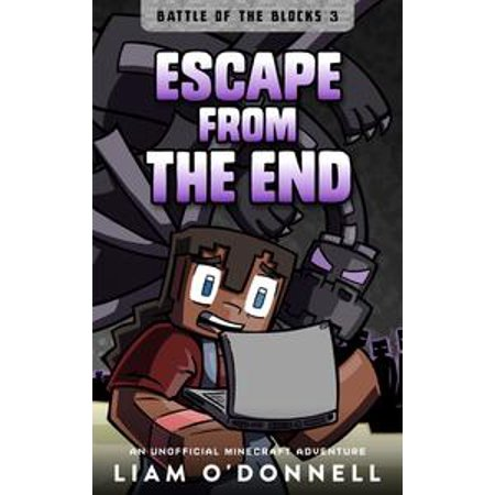 Escape from the End: An Unofficial Minecraft Adventure - eBook](Minecraft Halloween Adventure Map)