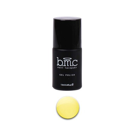 BMC Creamy Soft Colored Nail Lacquer Gel Polishes - A Moment In Time Collection