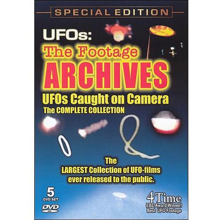 Deals UFOs: The Footage Archives – UFOs Caught On Camera Before Special Offer Ends