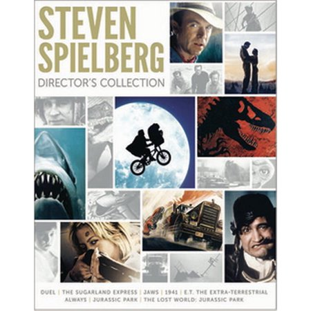 Steven Spielberg Director's Collection (Blu-ray)