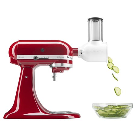 KitchenAid Fresh Prep Slicer & Shredder (Kitchenaid Mixer Ice Cream Maker Attachment)