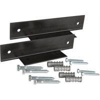 Olympia Sports GY129M Pegboard Mounting Kit for one 6 in. board