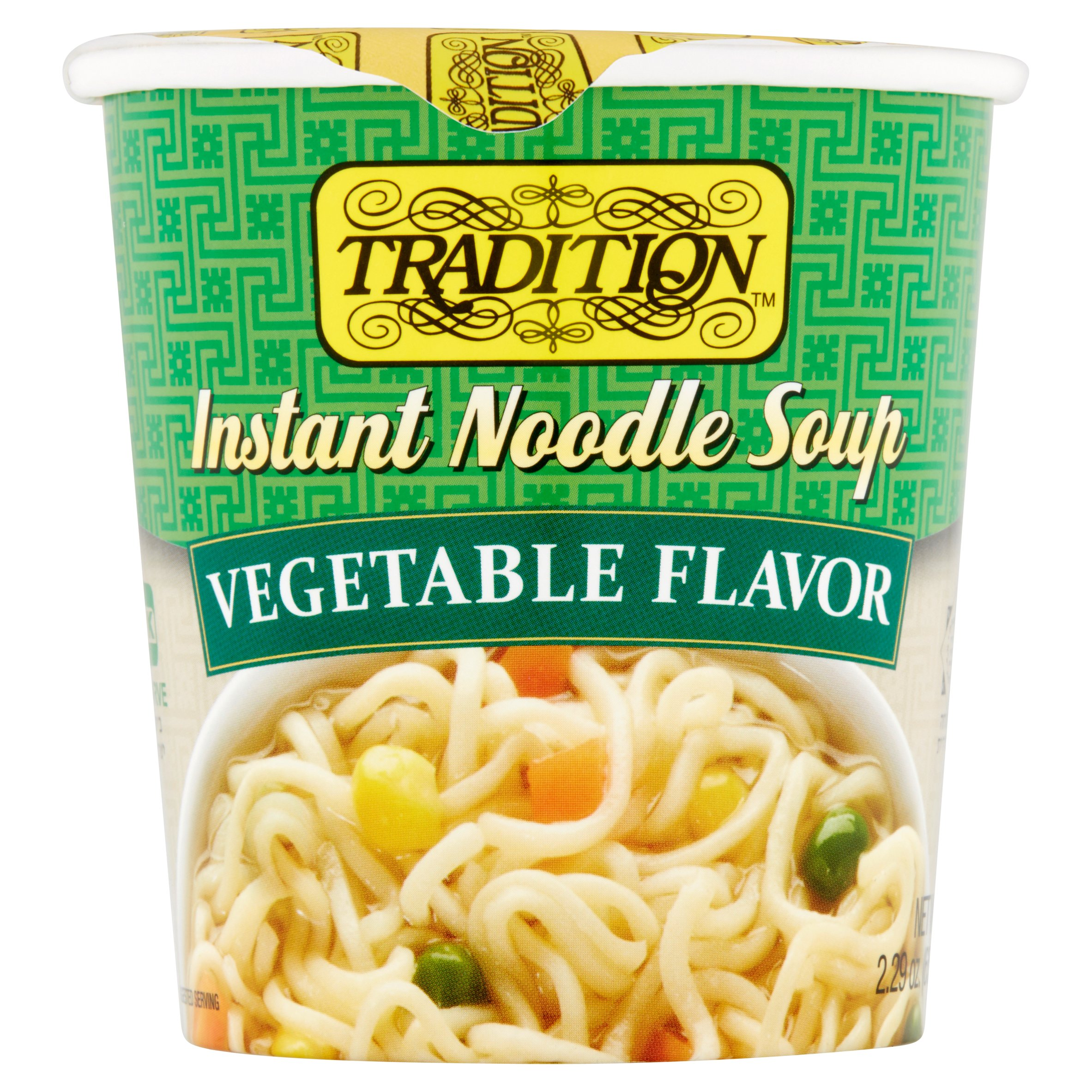 Fantastic World Foods Vegetable Flavor Instant Noodle Soup, 2.29 oz by Tradition Foods Inc.