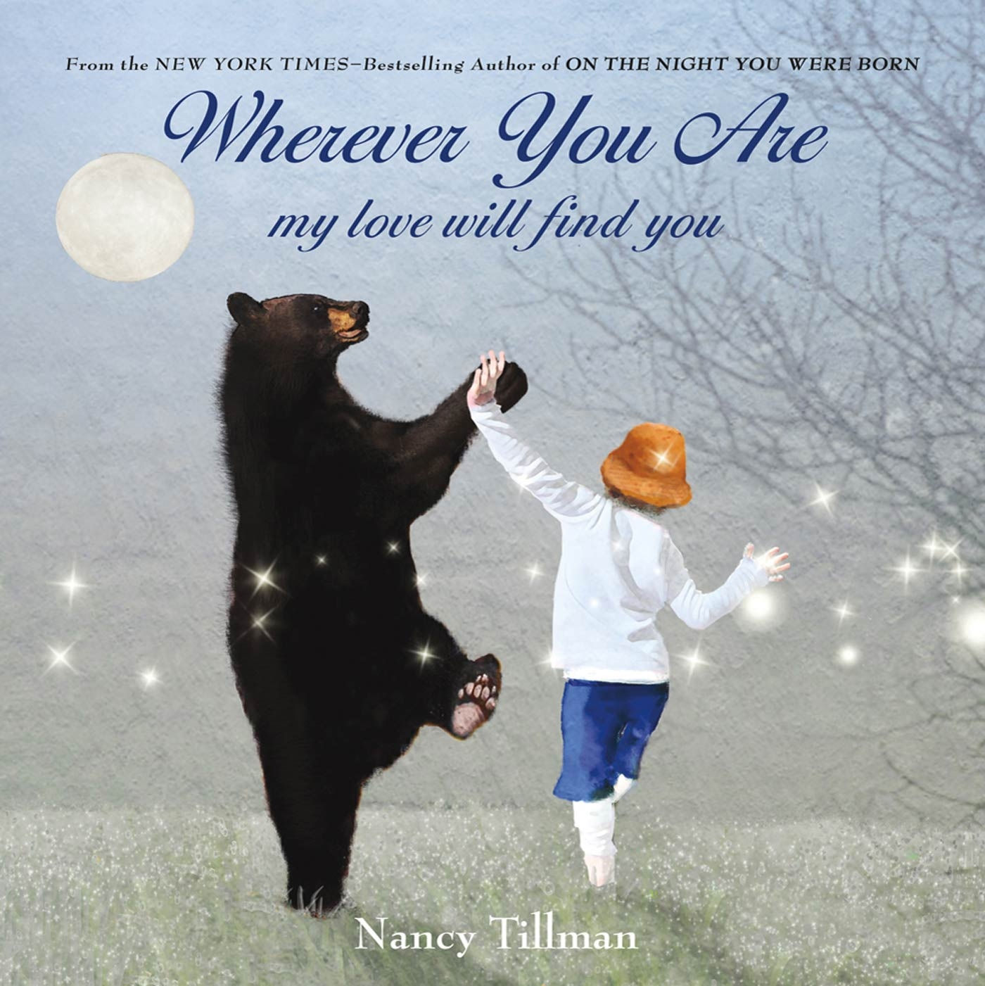 Wherever You Are My Love Will Find You (Board Book)