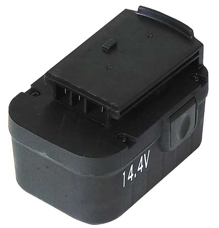 COX 82001 Battery Pack, 14.4V, NiCd, 1.7A/hr.