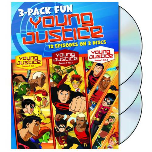 Young Justice: Season One, Volumes 1 - 3 (Widescreen)