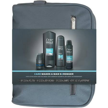 Dove Men+Care Clean Comfort Gift Bag
