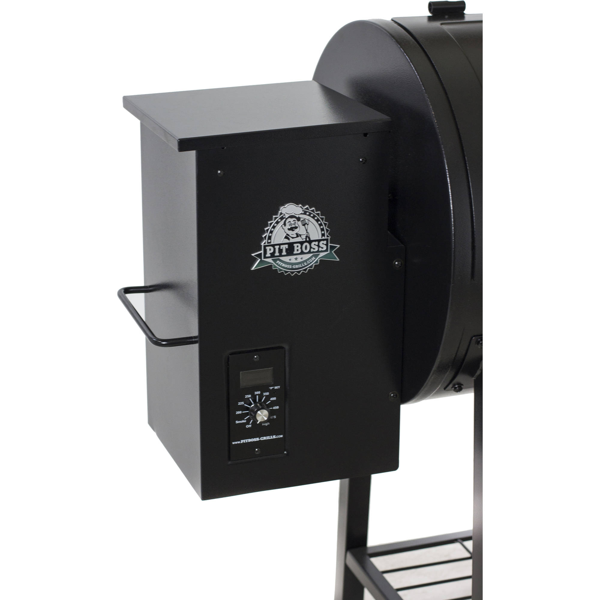 Pit Boss 700fb Wood Fired Pellet Grill W Flame Broiler