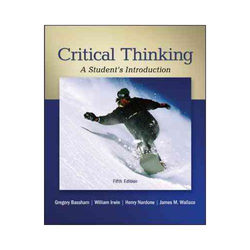 critical thinking a student introduction ppt Mil 101 – introduction to the army and critical thinking fall 2014 3 they are in trouble, injured, have a family emergency, will be missing or running late to any.