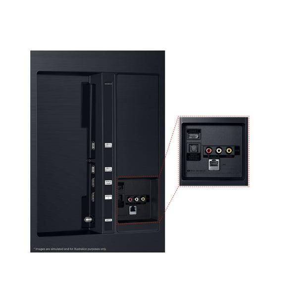 SAMSUNG 65 TU8300 Crystal UHD 4K Smart TV with HDR UN65TU8300FXZA