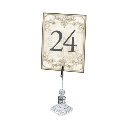 Gold Wedding Reception Table Number Cards, Measure 4 x 5.25 By Lillian - Table Numbers For Wedding Reception