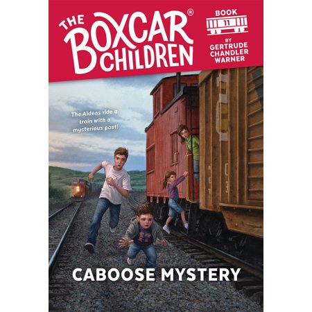 Caboose Mystery (Caboose Steps)