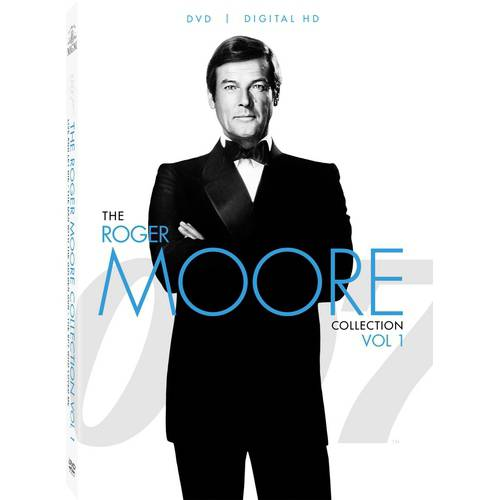 007: The Roger Moore Collection Volume 1 by Mgm
