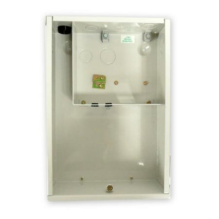 Flat Panel Enclosure (Replacement 7504/7400 Solar Control Panel EMPTY Enclosure Jandy Teledyne Laars )