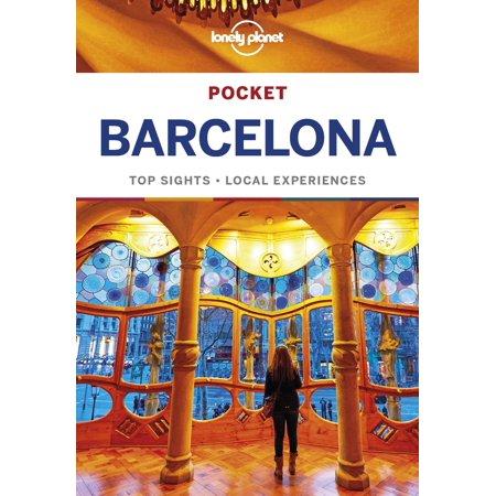 Travel guide: lonely planet pocket barcelona - paperback: 9781786572646 (Barcelona Brands)