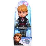 "Kristoff Frozen Disney Mini Toddler Doll 3"""