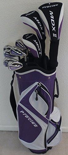 Click here to buy Ladies Petite Complete Custom Made Golf Set Clubs for Women 5