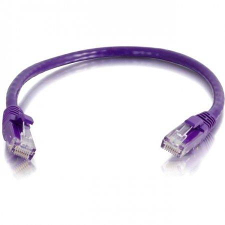 100ft Cat5e Snagless non blindée (UTP) Réseau Patch Cable - Purple - Catégorie 5e pour périphérique réseau - image 1 de 1