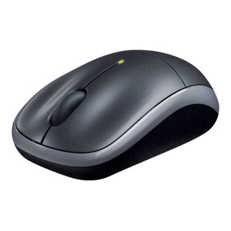 Logitech M215 - Mouse - wireless - 2 4 GHz - USB wireless receiver - black