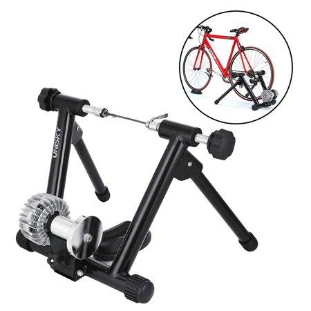 - BestEquip Fluid Bike Trainer Stand 330LBS Indoor Bicycle Trainer 750W Flowing Resistance Indoor Bike Trainer Exercise Stand for Indoor Riding Training and Exercise