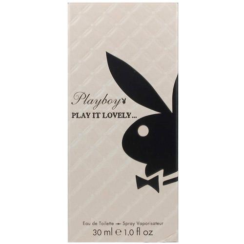 Playboy Play it Lovely Eau de Toilette Spray, 1 fl oz