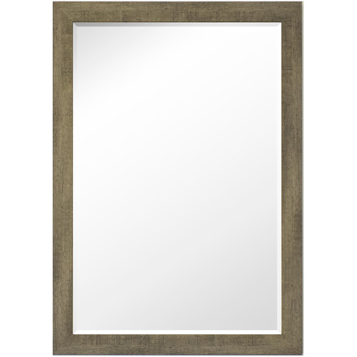 Second Look Mirrors Country Barnwood Wall Mirror by