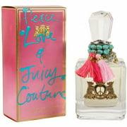 JUICY COUTURE PEACE & LOVE 3.4 oz Eau de Parfum Spray for Women