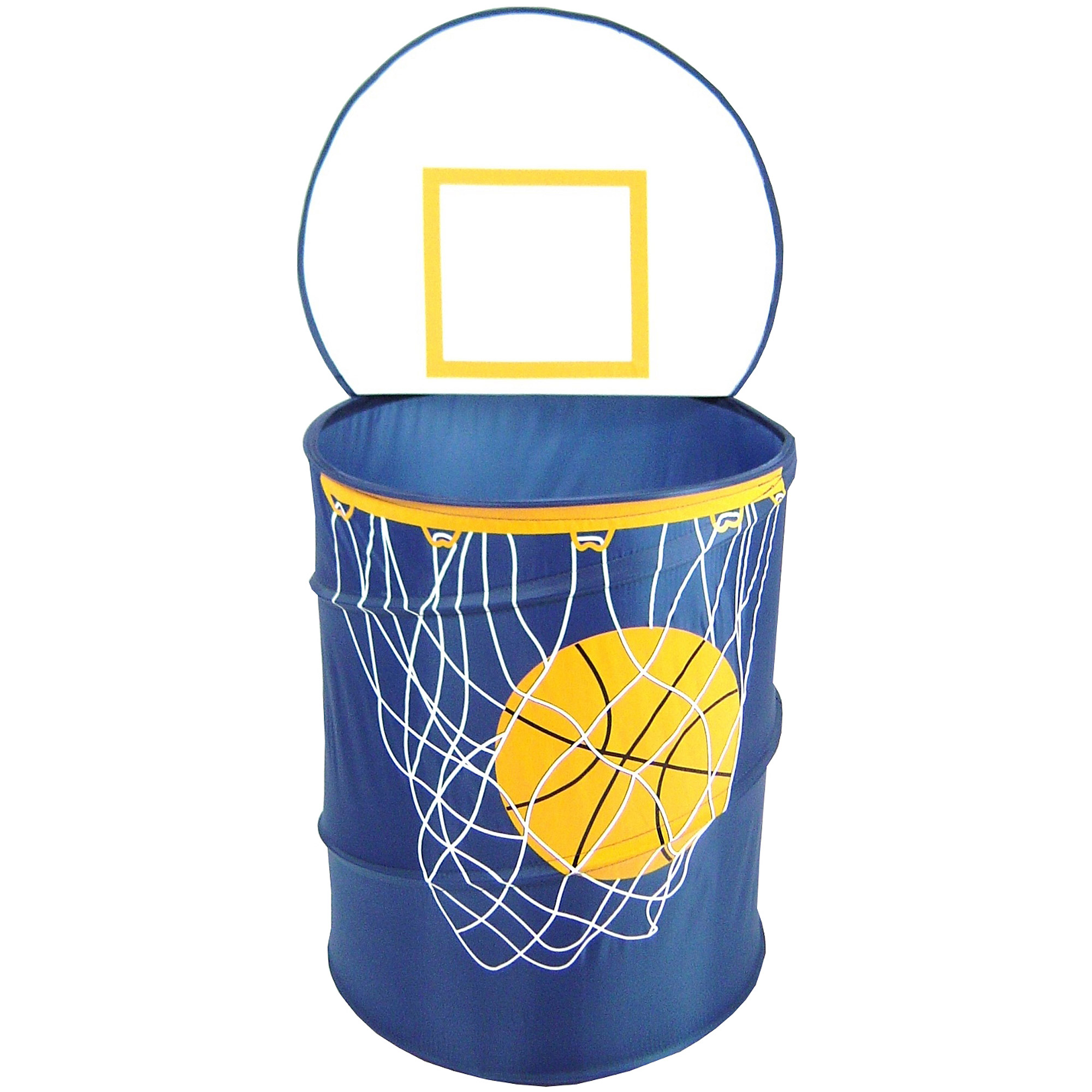 Bongo Buddy Basketball Pop-Up Hamper