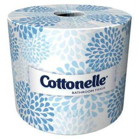 Kleenex Cottonelle White Bathroom Tissue 2-Ply