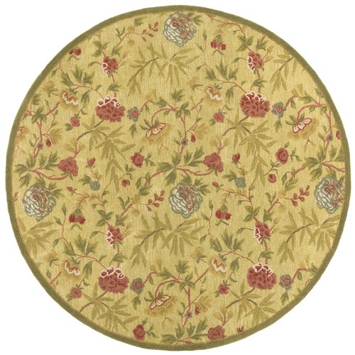 St. Croix Traditions Gold Rug