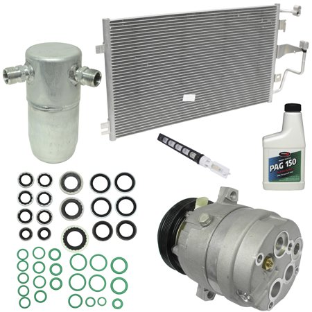 New A/C Compressor and Component Kit 1051097 - Cavalier