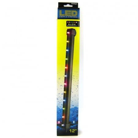 Aqua Color Light (Via Aqua Led Light Airstone Slow Color Changing - 12