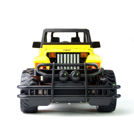 VENSE Kids Toy Car 1:24 Drift Speed Remote Control RC Jeep Off-Road Vehicle Car Toy - image 4 de 5