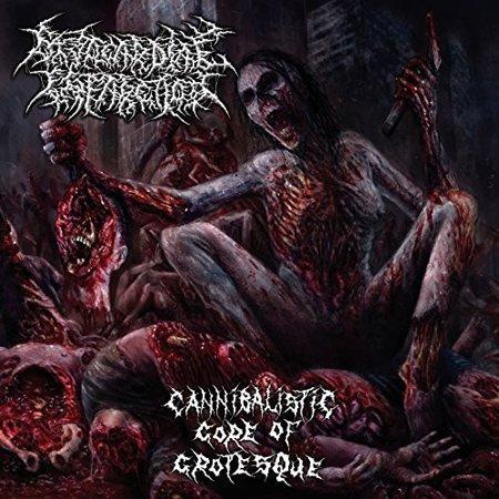Myocardial Infarction   Cannibalistic Gore Of Grotesque  Cd