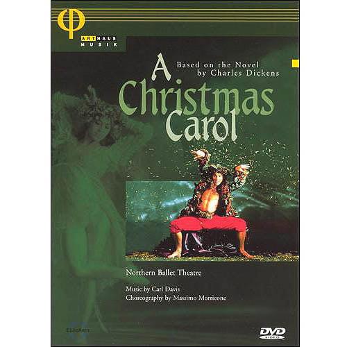 CHRISTMAS CAROL [DVD] [2005] [1 DISC] [MULTILINGUAL] [REGION 0]
