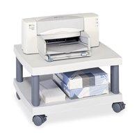 Safco Economy Under Desk Printer Stand, Gray