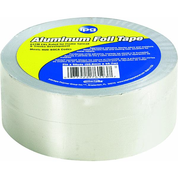Intertape Aluminum Foil Tape