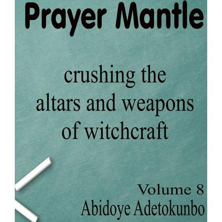 Prayer Mantle - eBook