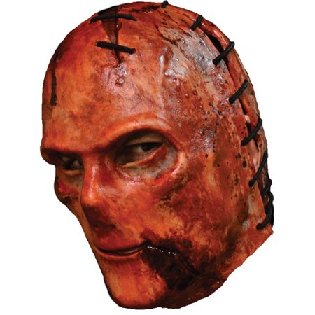 The Orphan Killer Adult Halloween Latex Mask - Dead Orphan Halloween Costume