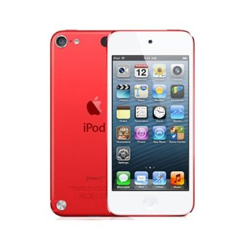 Apple iPod Touch 5th Generation 64GB Red Pre-owned Very Good