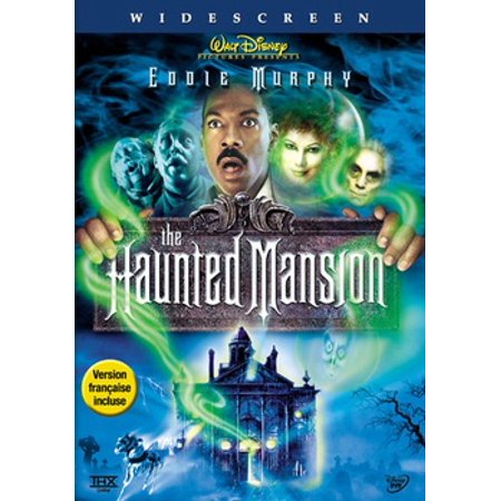 The Haunted Mansion (DVD) (Marilyn Manson Halloween Live)