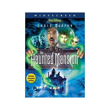 The Haunted Mansion (DVD) - History Channel Haunted History Halloween Dvd