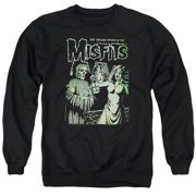 Misfits The Return Mens Crew Neck Sweatshirt
