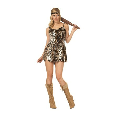 Cave Babe Costume](Cave Costume)