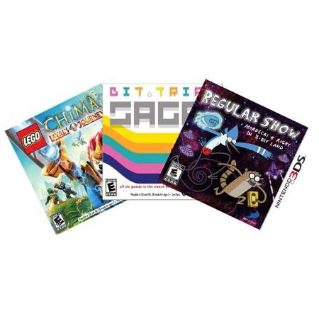 Image of Nintendo 3DS Fun Value Pack with 3 games AND BONUS