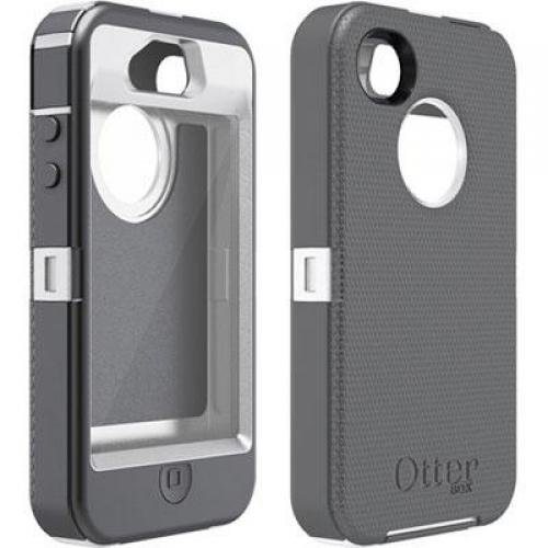 walmart otterbox iphone 6 otterbox defender for iphone 4 4s white gray 16446