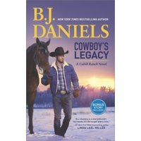 Montana Cahills: Cowboy's Legacy: An Anthology (Paperback)