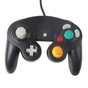 Gamecube Replacement Controller - Black - by Mars Devices
