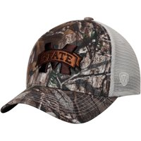 Mississippi State Bulldogs Top of the World NCAA Top Yonder Trucker Adjustable Hat - Camo - OSFA